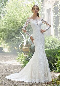 Morilee by Madeline Gardner/Blu Priscilla Mermaid Wedding Dress