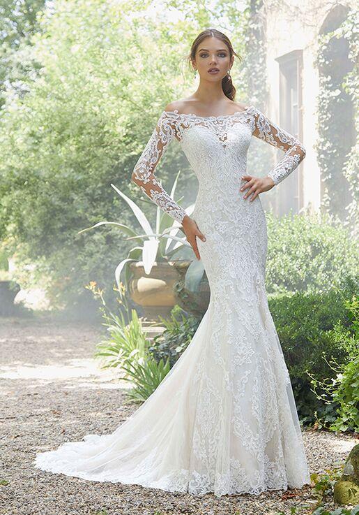 Morilee by Madeline Gardner/Blu Priscilla Mermaid Wedding Dress