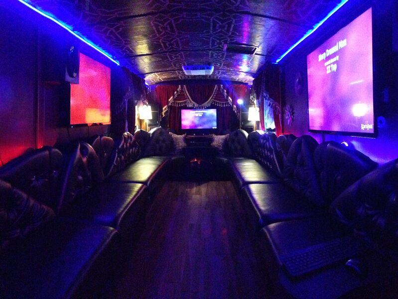 Tommy Gunns Party Bus - Party Bus - Austin, TX