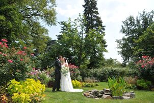 Wedding reception venues in wilmington de the knot carriage house at rockwood park junglespirit Image collections