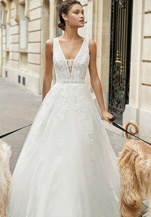 Rosa Clará TEORIA Ball Gown Wedding Dress