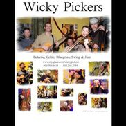 Portland, OR Variety Band | Wicky Pickers