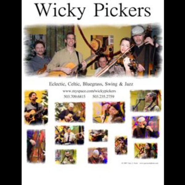 Wicky Pickers - Variety Band - Portland, OR