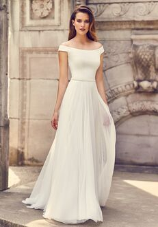 Mikaella 2244 Sheath Wedding Dress