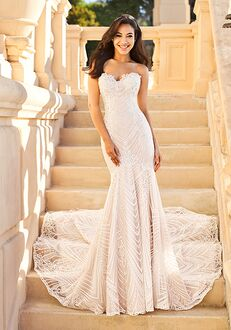 Val Stefani JUSTINE Mermaid Wedding Dress