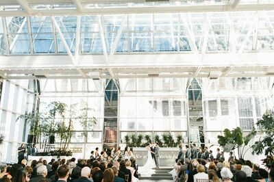 Wintergarden at PPG Place