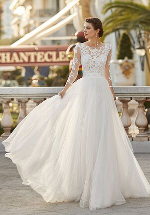 Aire Barcelona INDY A-Line Wedding Dress