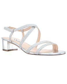 Nina Bridal Gaelen_Silver Silver Shoe
