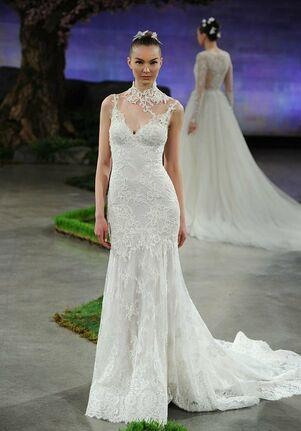 Ines Di Santo Tara Mermaid Wedding Dress