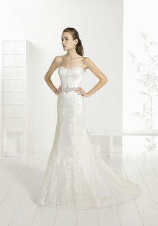 Adriana Alier JAZMIN Mermaid Wedding Dress