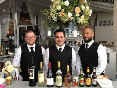 Above and Beyond Bartending Services