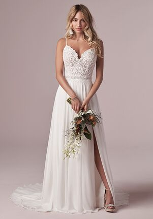 Rebecca Ingram LORRAINE A-Line Wedding Dress