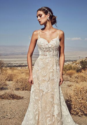Calla Blanche 19120 Harmony A-Line Wedding Dress