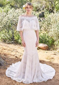 Lillian West 6516 Mermaid Wedding Dress