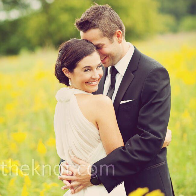 The Bride Annie Sayles, 30, an account executive at Turner Broadcasting The Groom Brian Rogers, 29, an account executive at Google The Date September