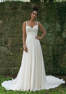 Sincerity Bridal 44067 A-Line Wedding Dress