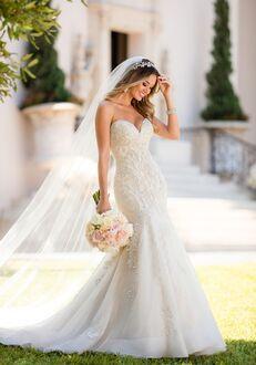 Stella York 6654 Mermaid Wedding Dress