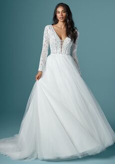 Maggie Sottero TIANA Ball Gown Wedding Dress