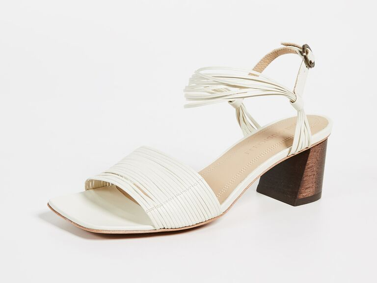 6af838696 28 Beach Wedding Shoes That Are Stylish and Sand-Ready