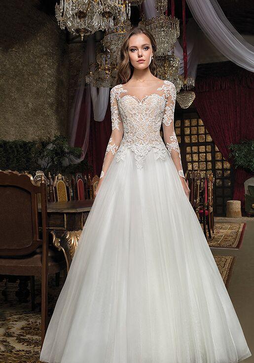 7b5bd6a7bca Cosmobella 7933 Wedding Dress - The Knot
