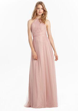 Monique Lhuillier Bridesmaids 450466 Halter Bridesmaid Dress