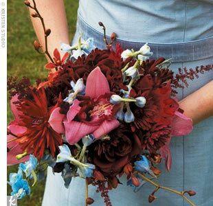 The Bridesmaid Bouquet(s)