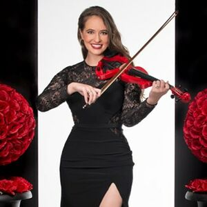 Fairfax, VA Violinist | Tiffany Rose Shanta -Electric & Acoustic Violinist