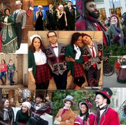 New York City, NY Christmas Carolers | Tinseltone Carolers
