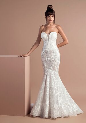 Tony Ward for Kleinfeld Anna Mermaid Wedding Dress