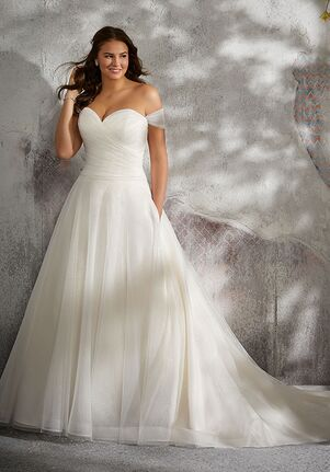 Morilee by Madeline Gardner/Julietta 3245 / Lyla Ball Gown Wedding Dress