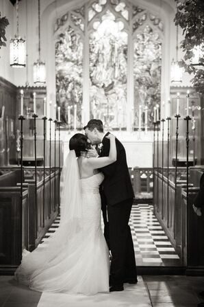 Traditional Episcopal Church Wedding Ceremony
