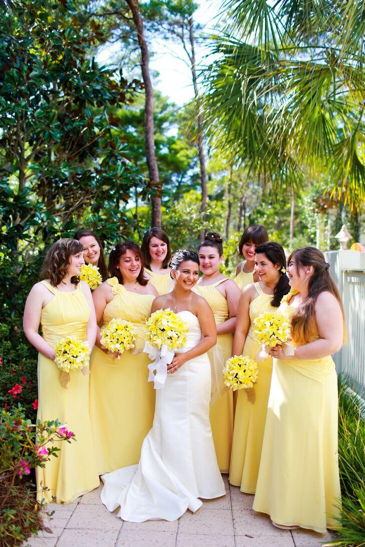 Secret Garden Arizona Wedding Lily Bouquet Wedding Flower