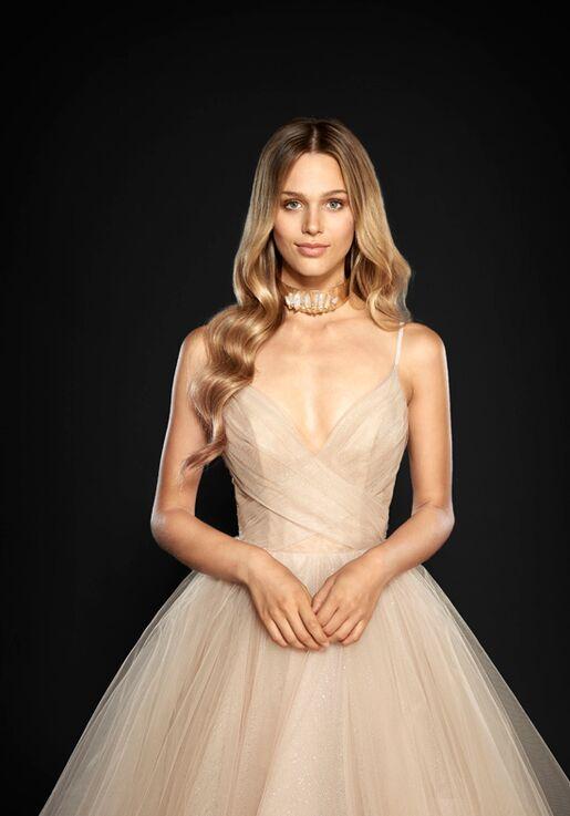 Hayley Paige Chandon-6709 Ball Gown Wedding Dress