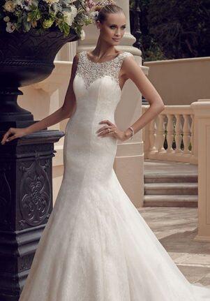 Casablanca Bridal 2185 Mermaid Wedding Dress