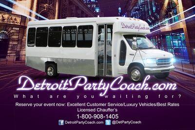 DetroitPartyCoach.com