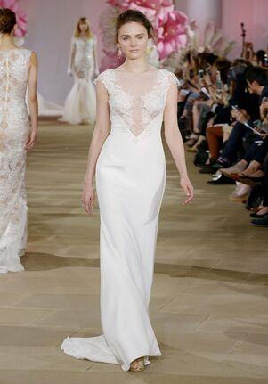 Ines Di Santo Awakening Sheath Wedding Dress