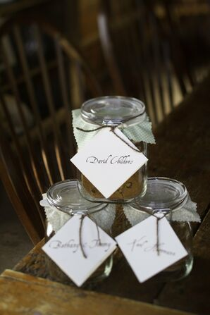 Mason Jar Favors