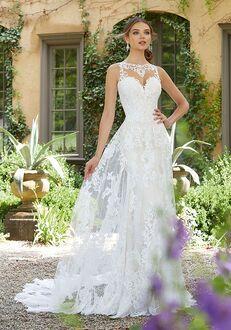 Morilee by Madeline Gardner/Blu Prudence Sheath Wedding Dress