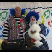 "Des Moines, IA Singing Telegram | ""Clowning Around"" with Trixy and Jo Jo"