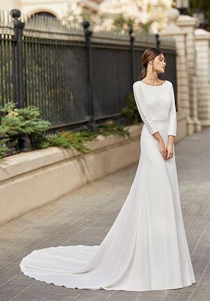 Rosa Clará TALIA Sheath Wedding Dress