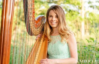 Caresse Michelle Boyers, Harpist
