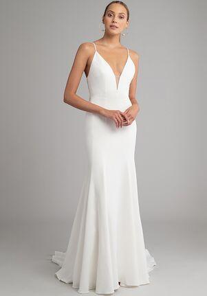 Jenny Yoo Collection Audra Sheath Wedding Dress