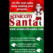 Chattanooga, TN Santa Claus | Scenic City Santa (Chattanooga)