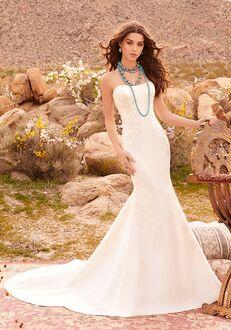Morilee by Madeline Gardner/Blu Reese   5766 Mermaid Wedding Dress
