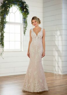 Essense of Australia D2685 Wedding Dress