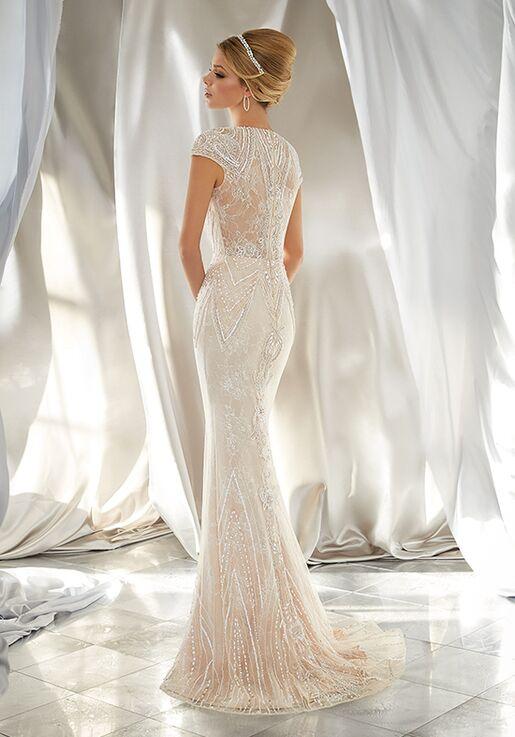 Morilee by Madeline Gardner/Voyage Musidora | Style 6869 Sheath Wedding Dress