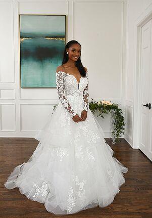 Essense of Australia D3274 A-Line Wedding Dress