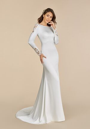 Moonlight Tango T892 Mermaid Wedding Dress