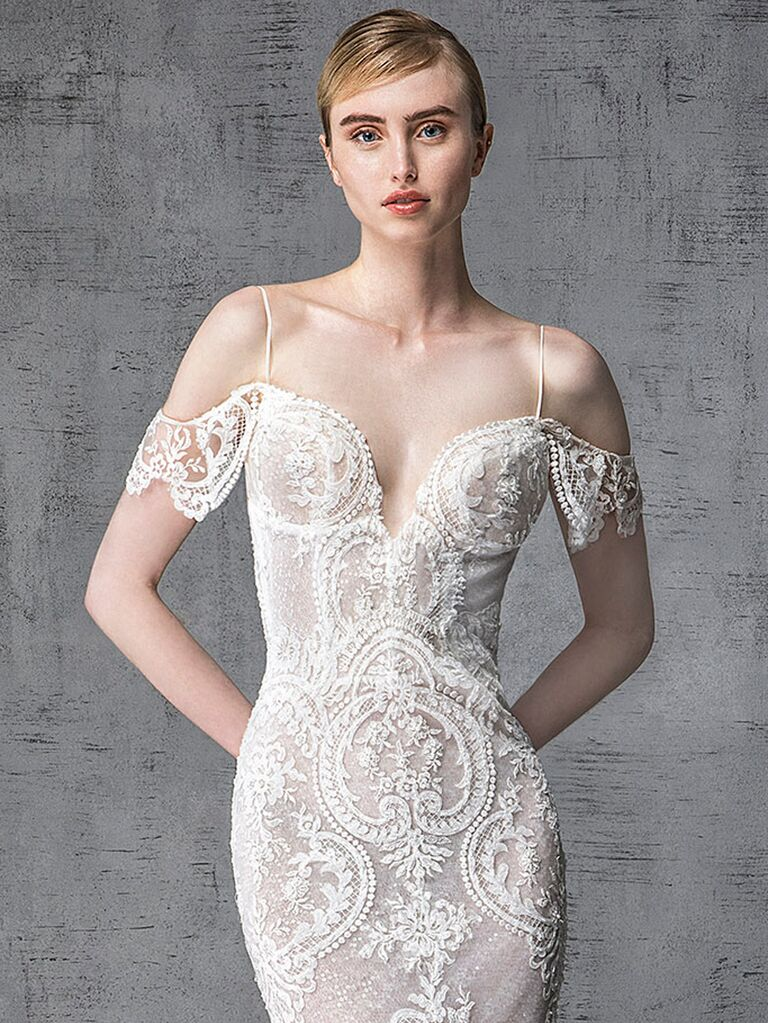 Victoria KyriaKides Spring 2019 Collection: Bridal Fashion Week Photos