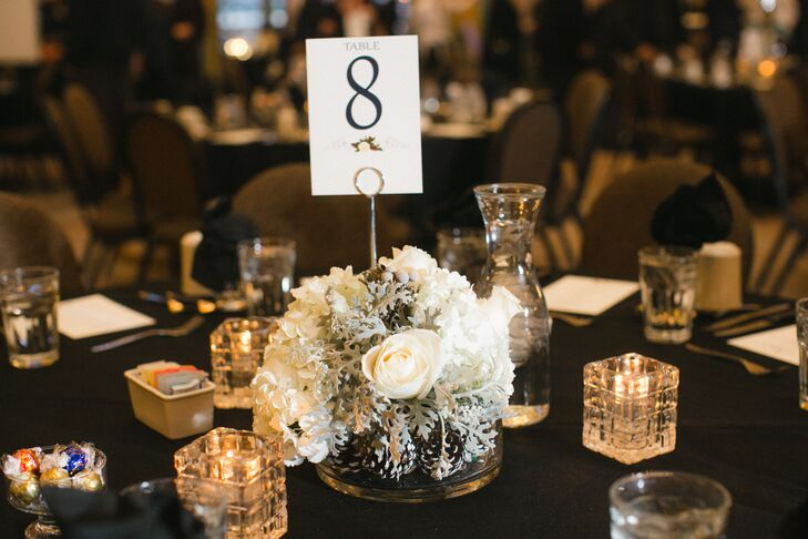 Pinecone Motif Table Numbers